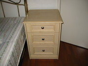 Beech effect bedroom furniture