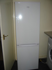 Zanussi frost free fridge freezer